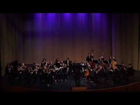 Rise of the Olympians - Kelso High School String Orchestra
