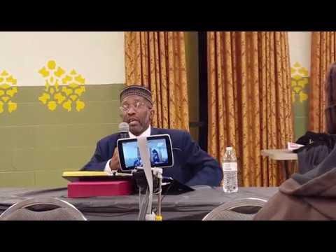 Imam Ilyas Nashid at Clifton Masjid 12.23.2017 full video