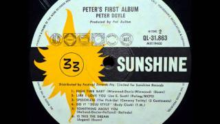 Peter Doyle - High Time Baby