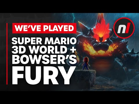 We've Played Super Mario 3D World + Bowser's Fury - Is It Any Good?