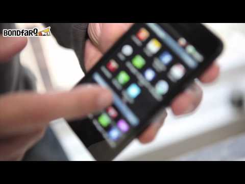 LG Optimus Black - Unboxing