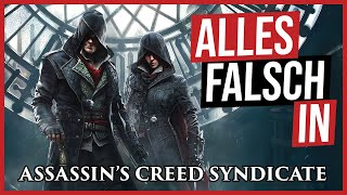 Alles falsch in Assassin's Creed Syndicate (ReWorked) 🛎️ GameSünden [SATIRE]