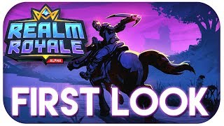 MMORPG Fortnite ? | Realm Royale.