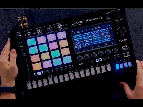 Pioneer DJ Toriaz SP-16 Demo with Matt Play