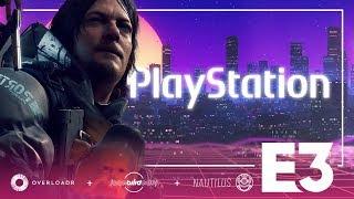 CONFERÊNCIA PLAYSTATION: E3 2018 - AO VIVO #ELETRONICA3