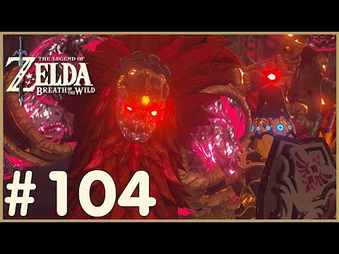 Zelda: Breath Of The Wild  Calamity Ganon 104