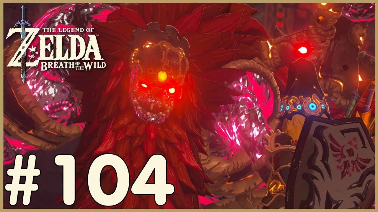 Zelda Breath Of The Wild Calamity Ganon 104