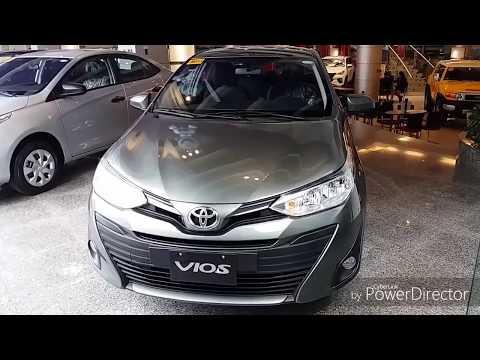 2018 Toyota Vios 1 3 E 7spd CVT (Full Review) - YouTube