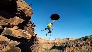 GoPro: 250ft Canyon Rope Swing – GoPro Bomb Squad