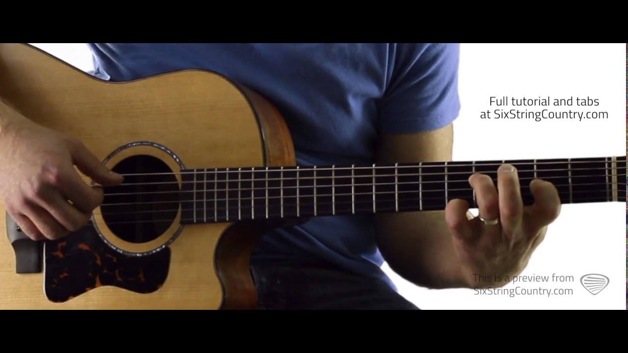 Amie Guitar Lesson And Tutorial Pure Prairie League Youtube