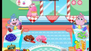 Dora Candy Shop Walkthrough