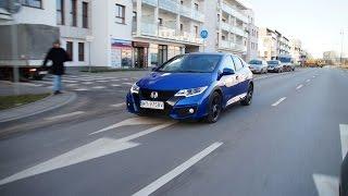 Honda Civic - oryginalna i praktyczna