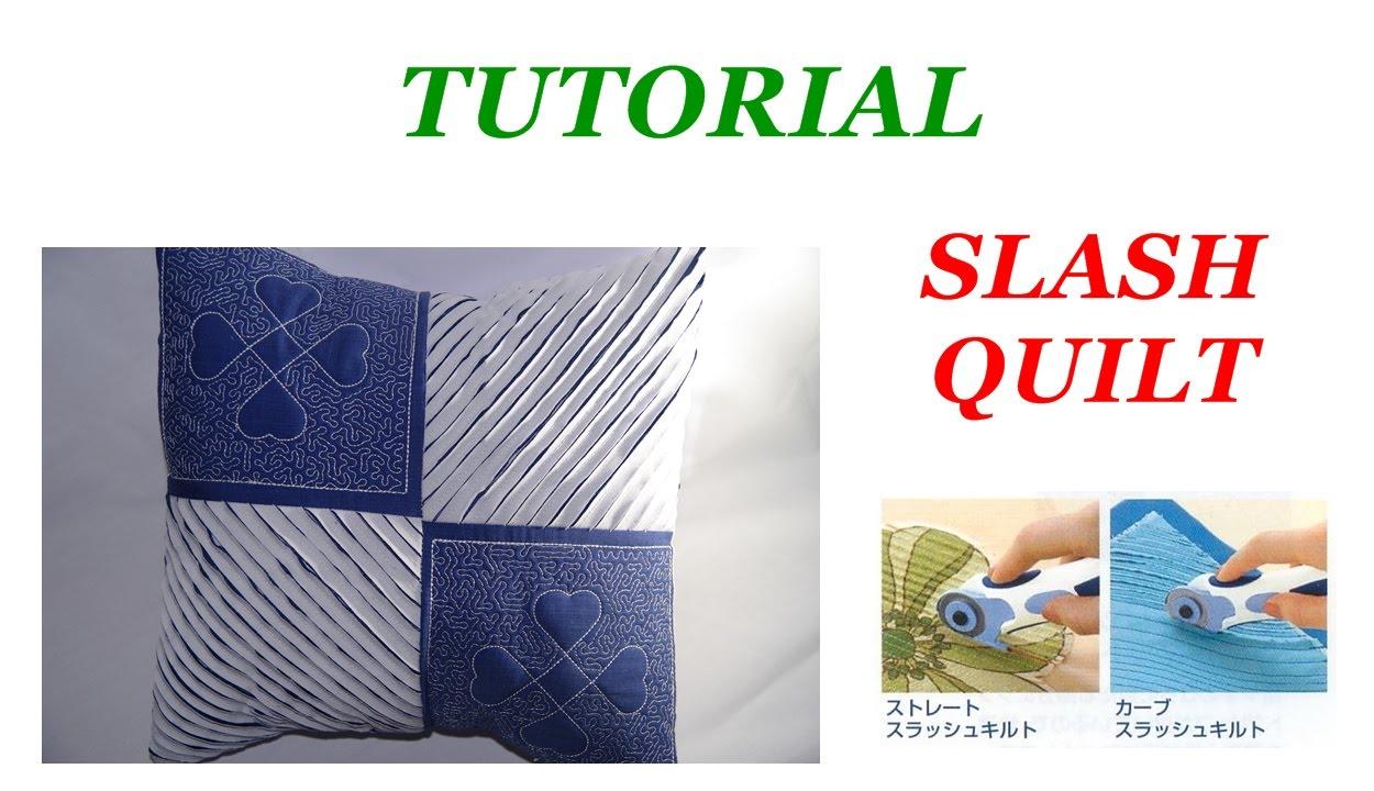 Slash Quilt - Quilt com cortador circular - YouTube : slash quilt - Adamdwight.com