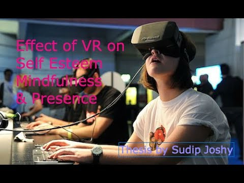 Psychological Effect of VR | 360° Video Experiment | Master Thesis