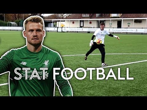 Is Simon Mignolet UNDERRATED?! | Liverpool v Everton | Stat Football ⚽
