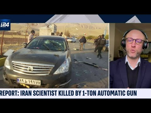 Report: Iran Top Nuclear Scientist Killed by 1-Ton Automated Gun