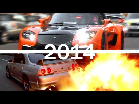 BEST-OF Tuner Car Sounds - 2014