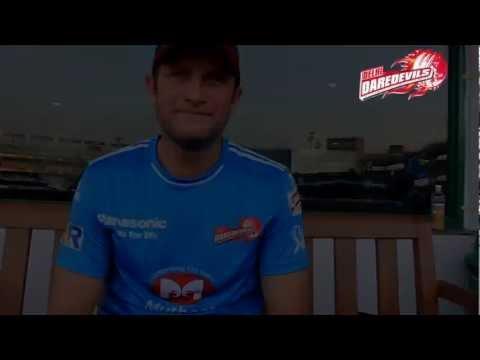 Roelof Van Der Merwe calling out for fan support