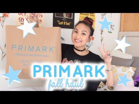 Primark Fall Haul 2016 ♡ PRIMARK USA