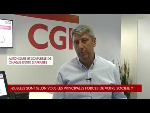 Interview#1 Daniel LECERF - CGI - Rendez-vous Recrutement Experts Lille 2016