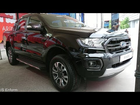 2019 Ford Ranger Wildtrak 2.0 Bi-Turbo Double Cab Walkaround Exterior & Interior