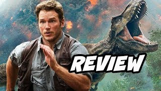 Jurassic World Fallen Kingdom Review NO SPOILERS