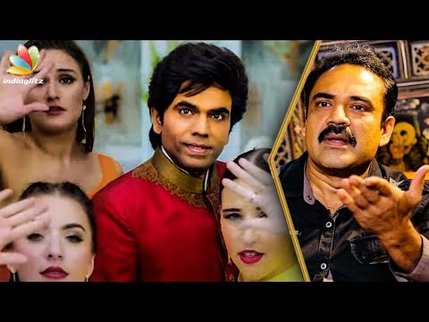 They Should Reduce Acting in Advertisements : Actor Vivek Interview | Legend Saravana Stores,