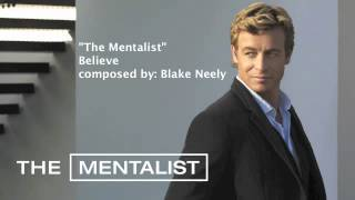 THE MENTALIST Season 1 - 02: Believe (Original Television Soundtrack)