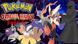 Pokemon Omega Ruby Gameplay Part 46 - Sex With a Shark
