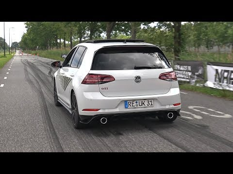 BEST OF VOLKSWAGEN SOUNDS! Golf 7 GTI TCR, Golf 5 R32, Golf 7.5 R & More!