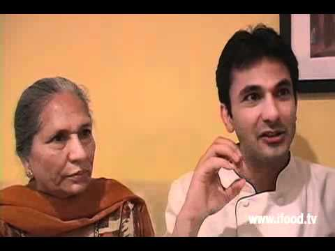 An Interview with Chef Vikas Khanna and his Mother video by Simply with Vikas   ifood.tv.flv