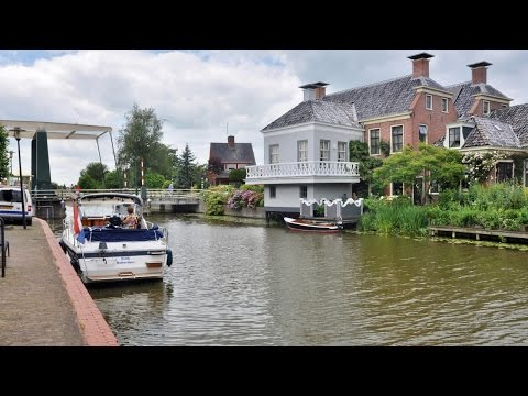 Northern Holland - 4 picturesque villages in Groningen countryside [July 9, 2016]