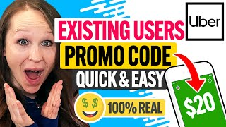 Uber Promo Codes For Existing Users 2021: MAX Credit for Free Rides! (Coupons & Discounts)