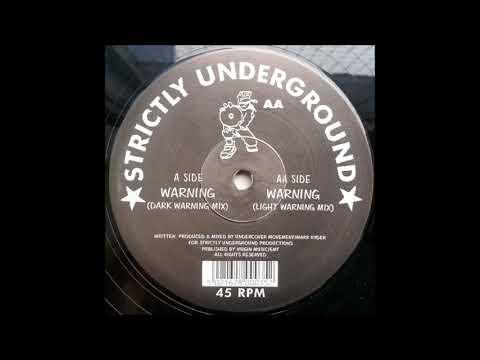 Undercover Movement - Warning (Dark Warning Mix)
