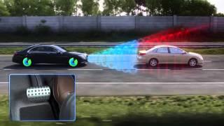 Công nghệ tránh tai nạn trên xe Mercedes-Benz:COLLISION PREVENTION ASSIST PLUS