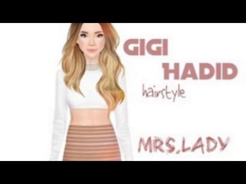 Gigi Hadid inspired hair by Mrs.Ladygagafan