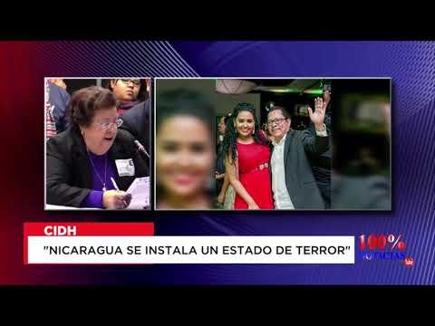 En Nicaragua se instala un estado de terror