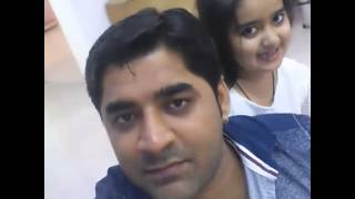 Asalaam Alaikum Dubsmash video with my angel on diwa
