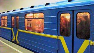 Киевское метро /01.2013/ Kiev Metro