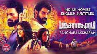 Pancharaaksharam Tamil Movie   Santhosh Prathap, Madhu, Gokul   Balaji Vairamuthu  Suspense Thriller
