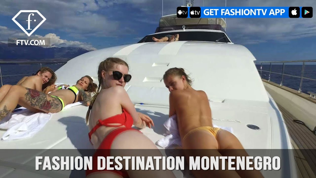Fashion Destination Montenegro Summer 2017 | FashionTV