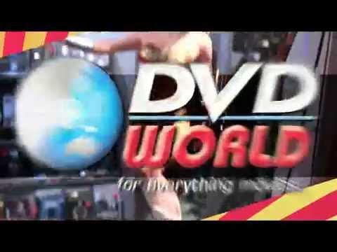 DVD World Advert