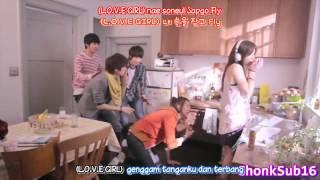Video CN BLUE - Love Girl IndoSub (ChonkSub16) download MP3, 3GP, MP4, WEBM, AVI, FLV Mei 2018