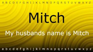 This is how to pronounce 'Mitch' with Zira.mp4
