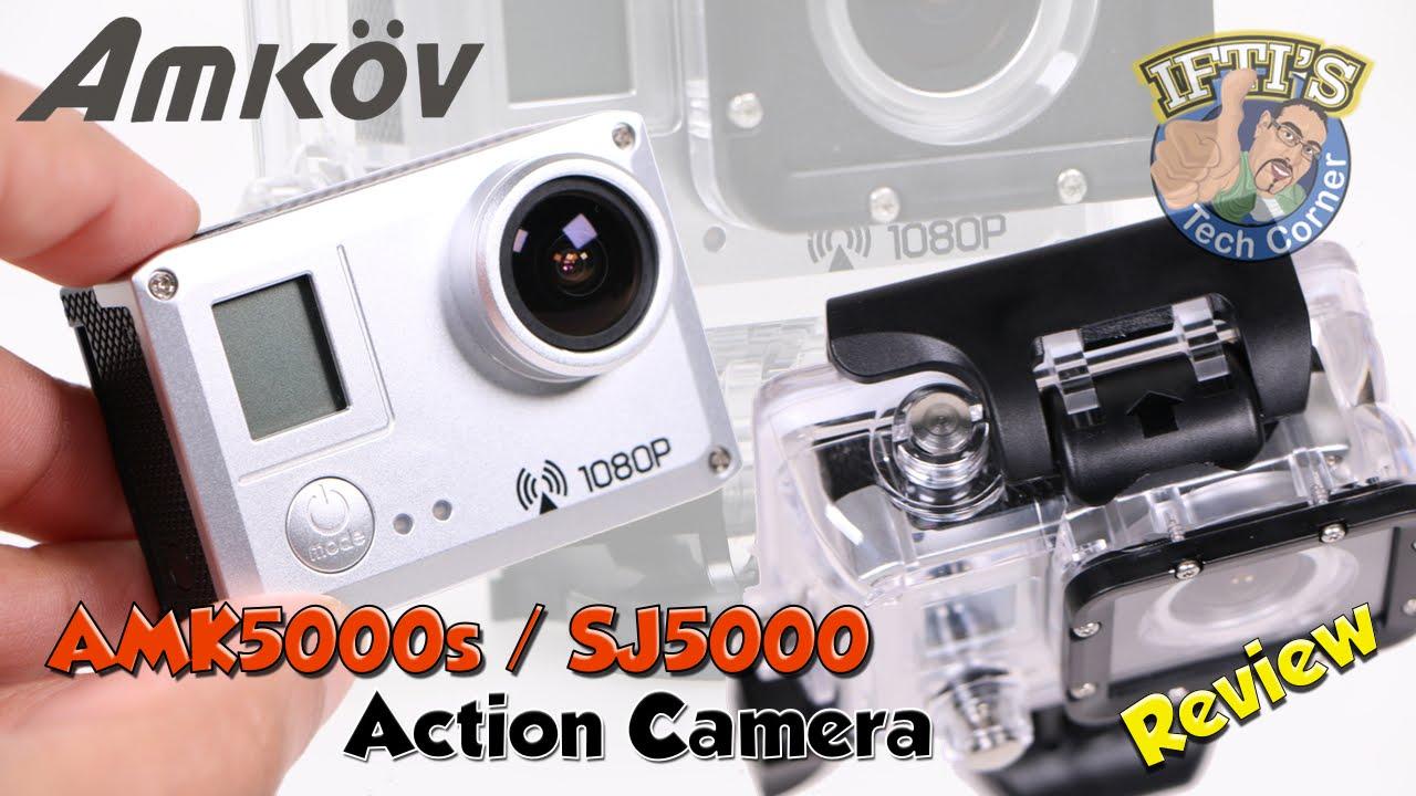 Driver for AMKOV AMK5000S Camera