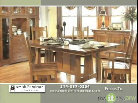Amish Furniture Showcase, Frisco TX
