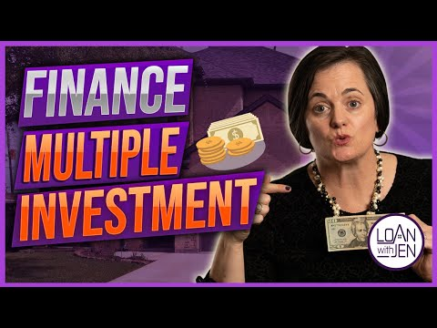 How To Finance Multiple Investment Properties