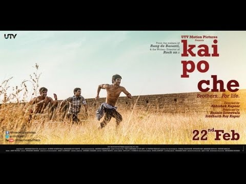 Kai Po Che | 3 Mistakes Of My Life | Promo