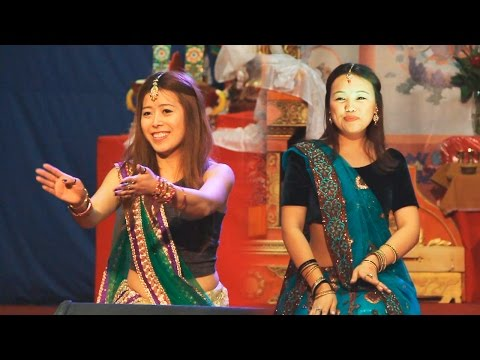 Tibetan Losar 2015.. Bollywood dance Parody by Tibetan boys and girls -Toronto