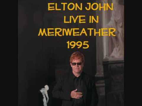 Elton John - House (Live in Meriweather, Columbia) 1995